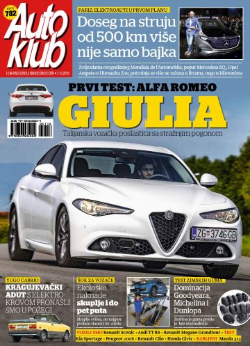 Autoklub - naslovnica