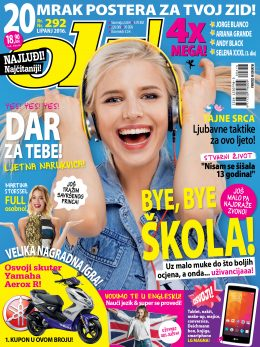 Ok! - naslovnica