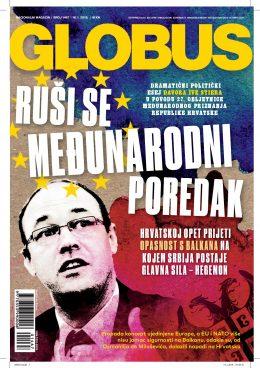 Globus - naslovnica