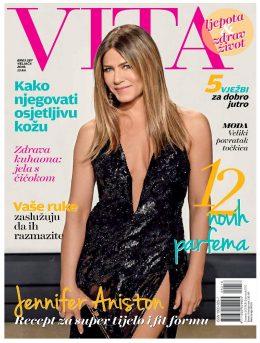 Vita - naslovnica