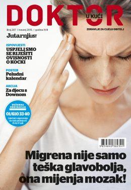 Doktor u kući - naslovnica