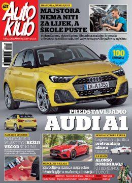 Auto klub - naslovnica