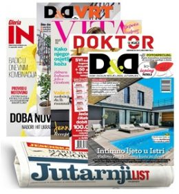 Jutarnji list – produljeni vikend - naslovnica