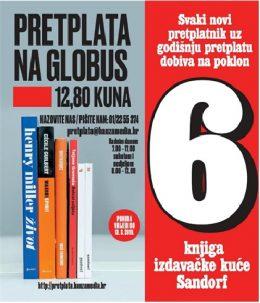 Globus+paket knjiga - naslovnica