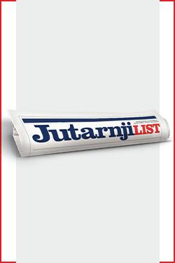 Omiljene novine stižu ti na kućnu adresu po super cijeni – Jutarnji list - naslovnica