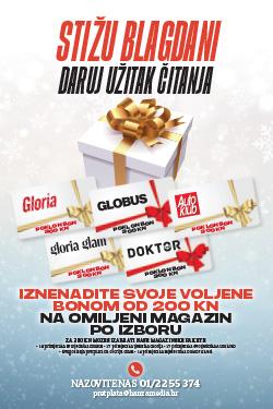 Blagdanska ponuda na magazin po Vašem izboru! - naslovnica